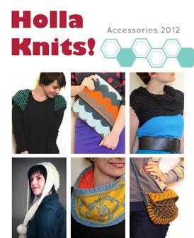 Holla Knits Accessories eBook