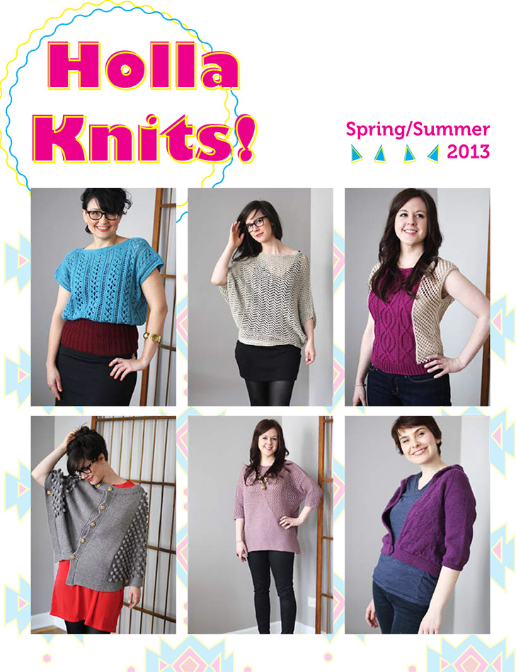 Holla Knits Spring Summer 2013 eBook