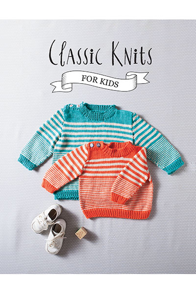 Classic Knits for Kids Collection eBook