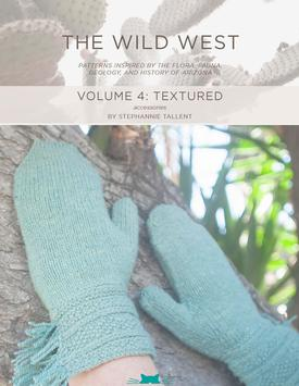 The Wild West Vol 4: Textured eBook