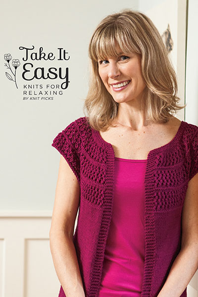 Take It Easy: Knits for Relaxing eBook