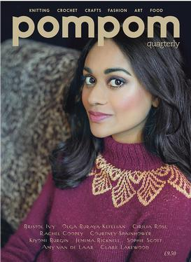 Pompom Quarterly - Winter 2015 eBook