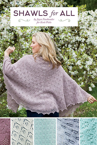 Shawls for All Collection eBook