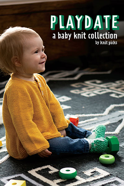 Playdate: A Baby Knit Collection eBook