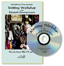 Knitting  Workshop DVD