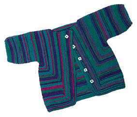 Baby Surprise Jacket Pattern Knitting Patterns And