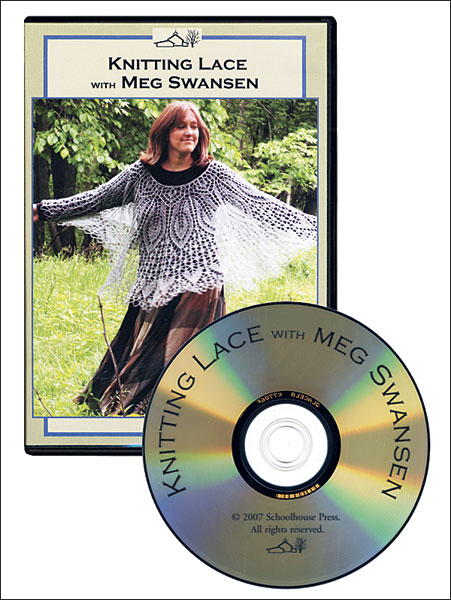 Knitting Lace with Meg Swansen DVD