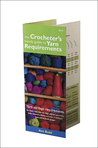 The Crocheter's Handy Guide to Yarn Requirements