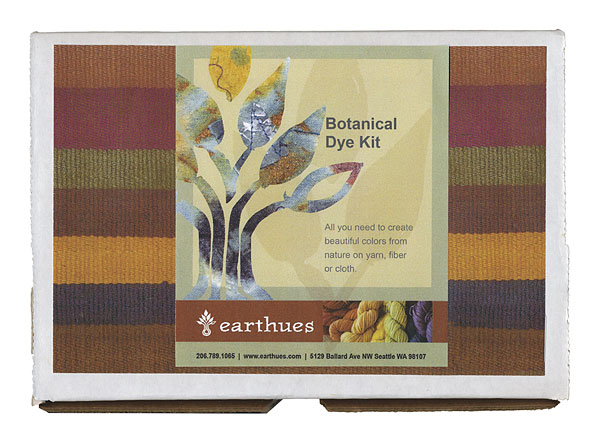 Earthues Botanical Dye Kit - Updated