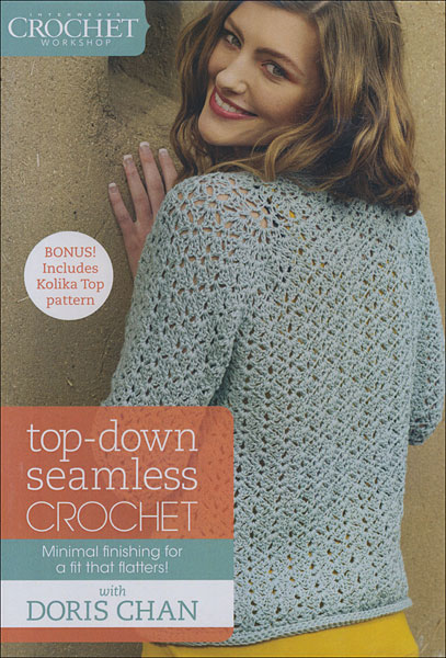 Top-Down Seamless Crochet DVD