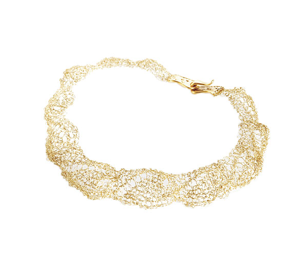 Annonas Necklace Kit - Gold