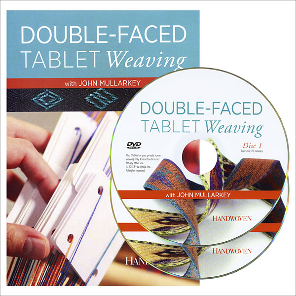 Double-Faced Tablet Weaving DVD
