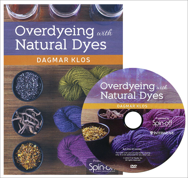 Overdyeing with Natural Dyes - Spin-off DVD