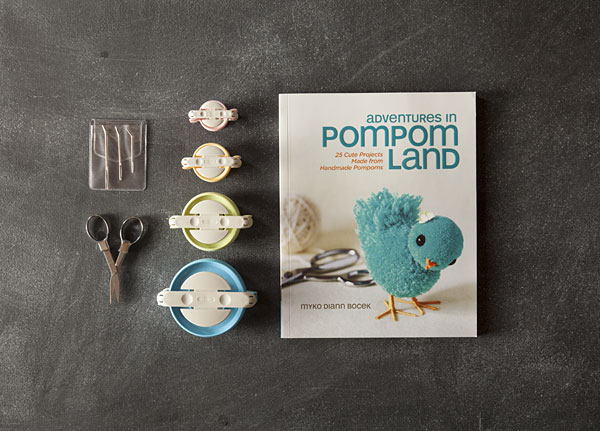 Pompom Perfection Kit