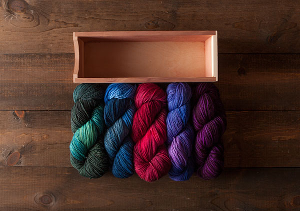 Cedar Box Hawthorne Kit - Jewel