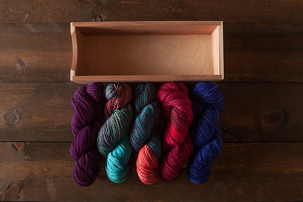Cedar Box Hawthorne Kit - Royal