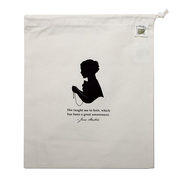 Jane Austen Project Bag