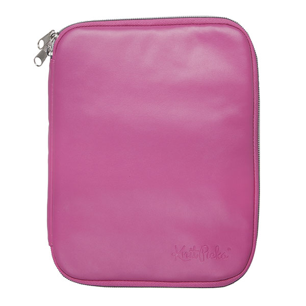 Knit Picks Interchangeable Needle Case - Pink