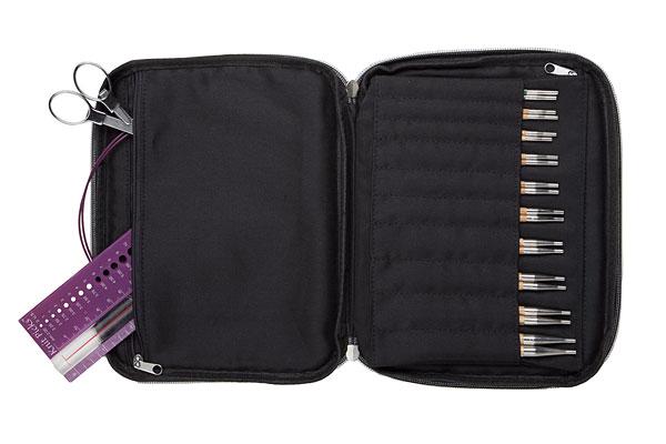 Knit Picks Interchangeable Needle Case Gold From Knitpicks