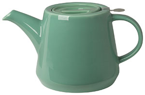 Hi-T Filter 4-CupTeapot - Deep Green