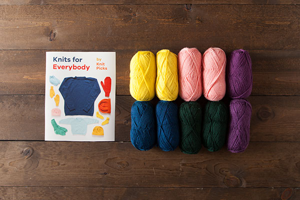Knits for Everybody Kit - Stroll