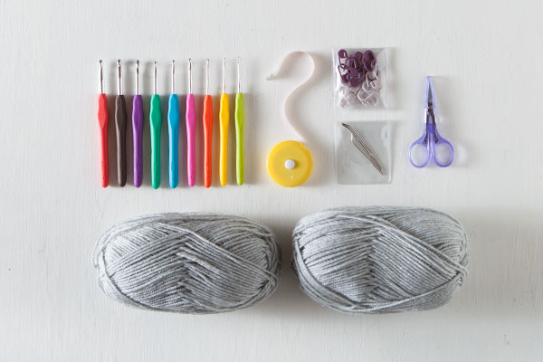 Beginner Crochet Kit From Knitpickscom