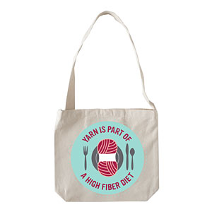 High Fiber Diet - Tote Bag