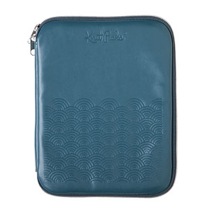 Knit Picks Interchangeable Embossed Needle Case - Caspian