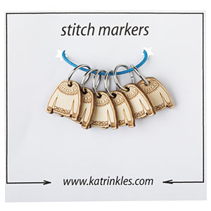 Sweater Stitch Markers