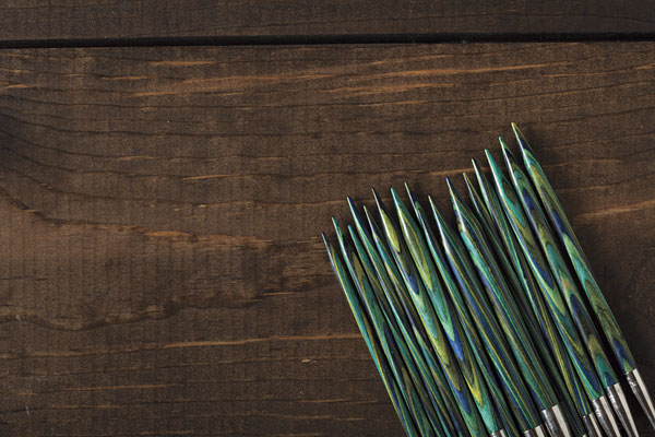 Knitting Needle Sets Circular Interchangeable Reviews : Options interchangeable caspian circular knitting needle