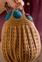 Knitting Project Bag Pattern Pattern