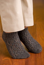 Grey Eagle Sock Pattern Pattern