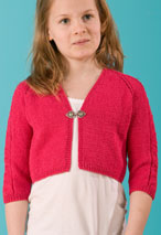 Surfer Girl Shrug Pattern Pattern