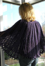 Aconite Shawl Pattern Pattern