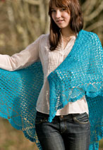 Dreams Lace Crochet Shawl Pattern