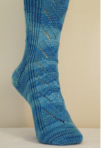 Ariel Socks Pattern