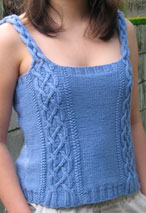 Totally Tubular Camisole Pattern