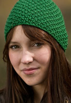 Ellipses Hat Pattern