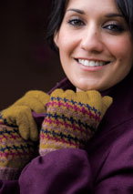 Whirligig Gloves Pattern