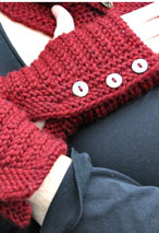 Tagish Mitts Pattern