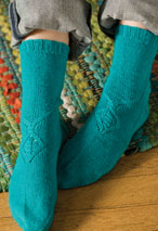 Diverged Socks Pattern