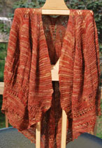 Gingko Shawl Pattern