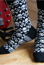 Toxic Socks Pattern