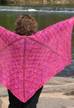 Summer Stroll Shawl Pattern