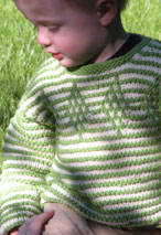 Sibling Rivalry - Oh Brother Sweater Pattern