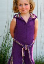 Slip Stitch Swing Dress Pattern