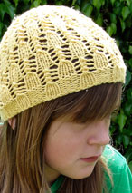Harvest Lace Hat Pattern