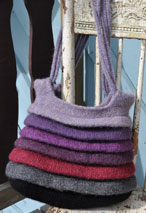Alluvia Felted Tote Pattern