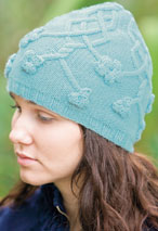 Forget-Me-Not Hat Pattern