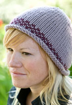 Simple Swish Bulky Hat Pattern
